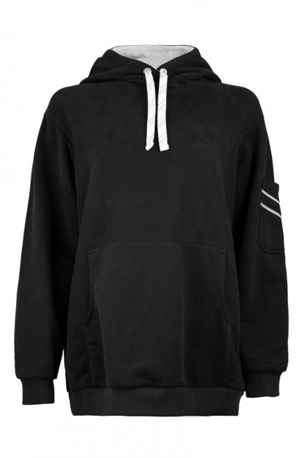 Saxi hooded sweatshirt