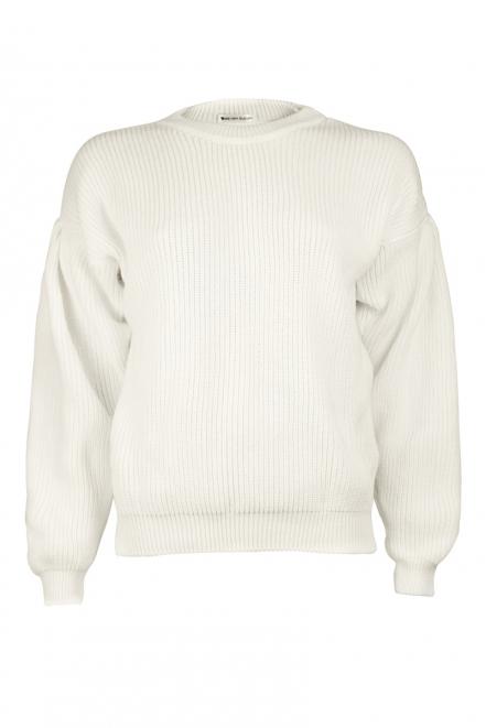 Manu sweater in white
