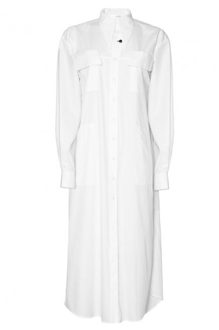 Maxi shirt-dress Celastra