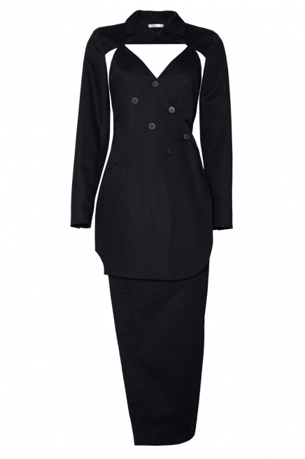 Dress-jacket Cornal