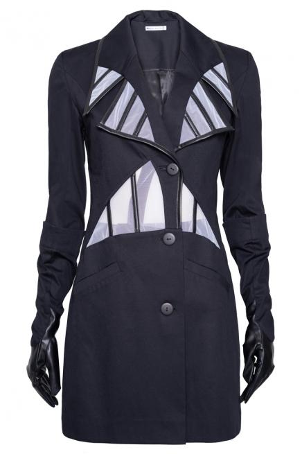 Jacket-skirt dress Escallonia