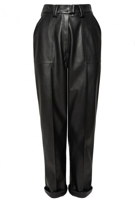 Eco-leather pants Eurosi