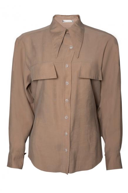 Semi-fitted shirt Gerania