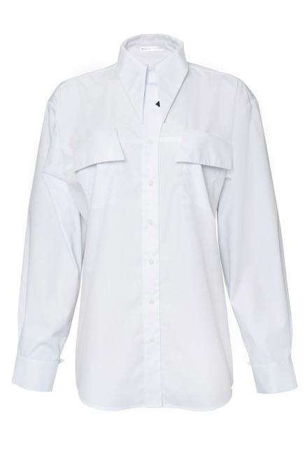 Loose-fit shirt Gentiana