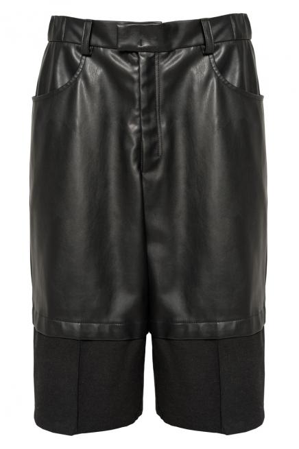 Vegan leather shorts Rosal