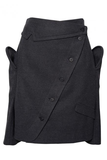 Art style skirt Dendra