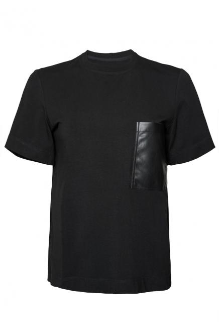 T-shirt with pocket Ranun