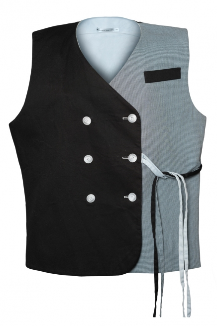Two-side vest Psidales