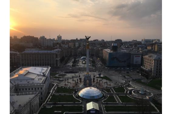 Where to go in Kyiv?